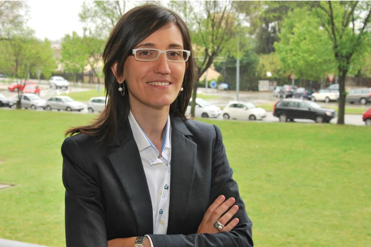 Cristina Monforte, presidenta de la Conferencia Nacional de Decanos de Enfermería.