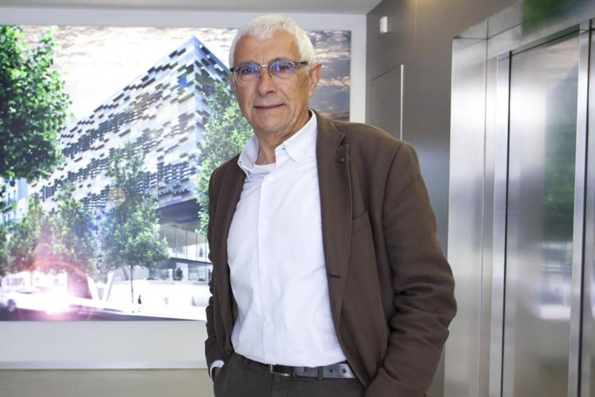 Manel Balcells, presidente del Consejo Asesor de Salud de Cataluña.