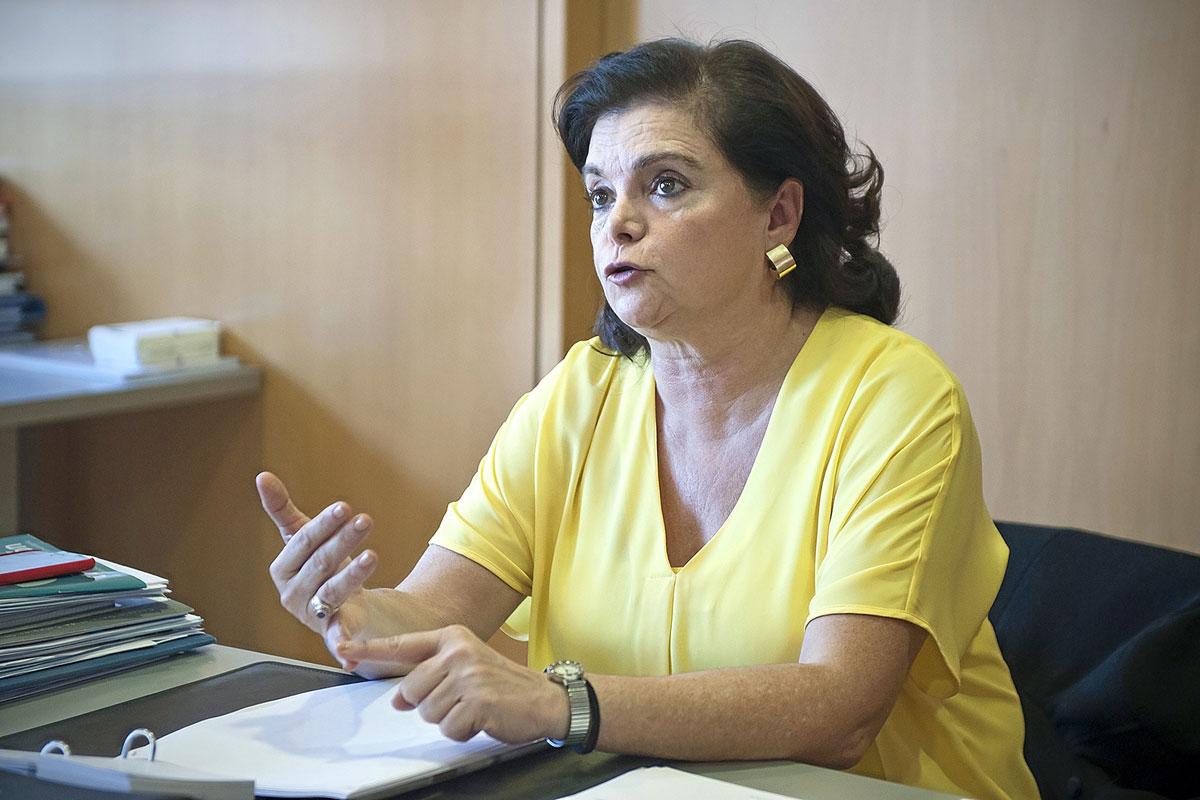Carmen Peña.