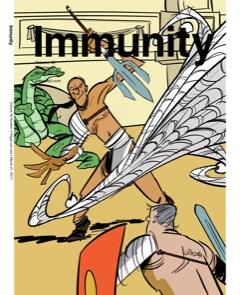 Portada de Immunity