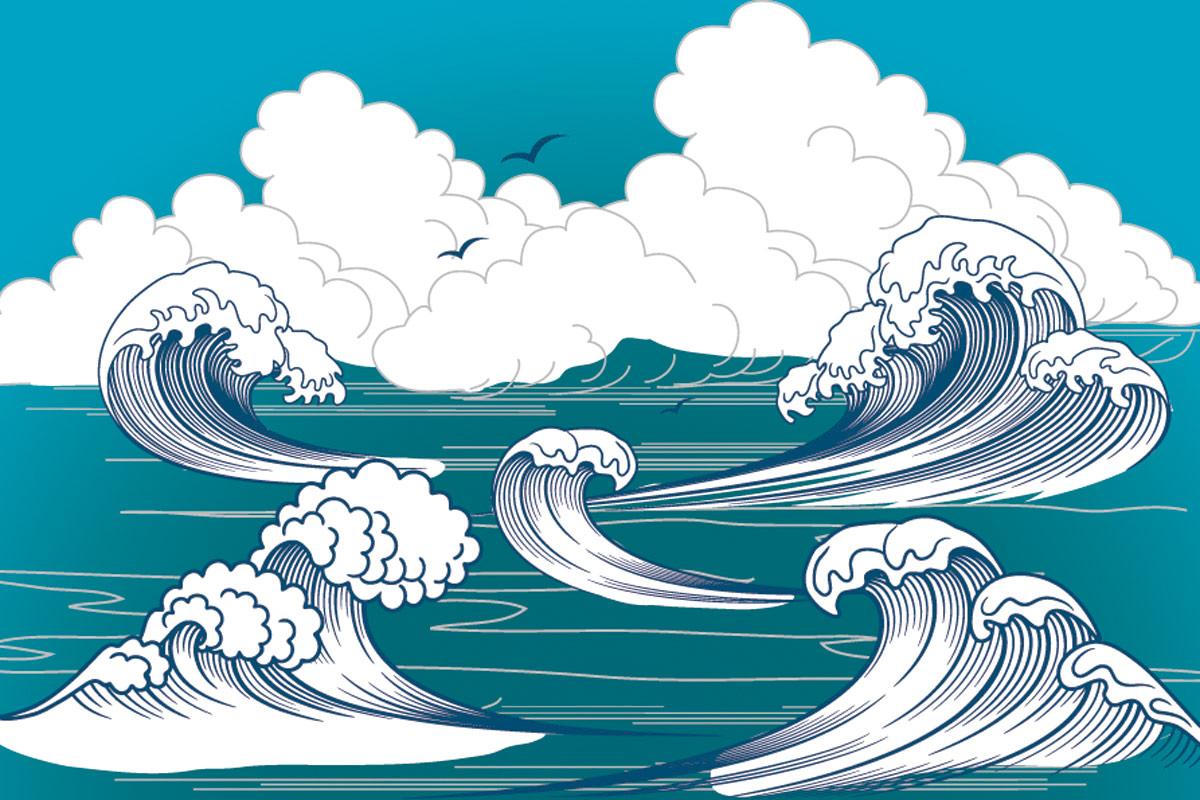 Cada ola tiene una intensidad diferente, pero todas dejan secuelas tras la pandemia.