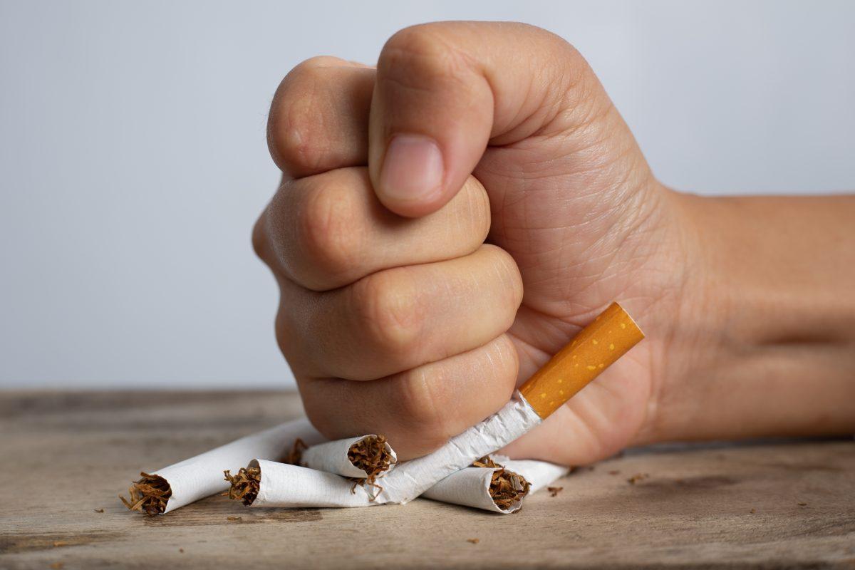 Cada año, el 31 de mayo, se celebra el Día Mundial Sin Tabaco.