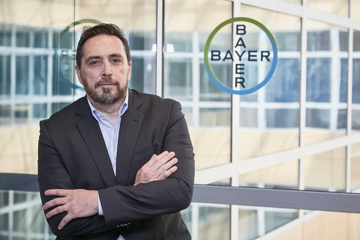 Guido Senatore, director médico de Bayer en España.