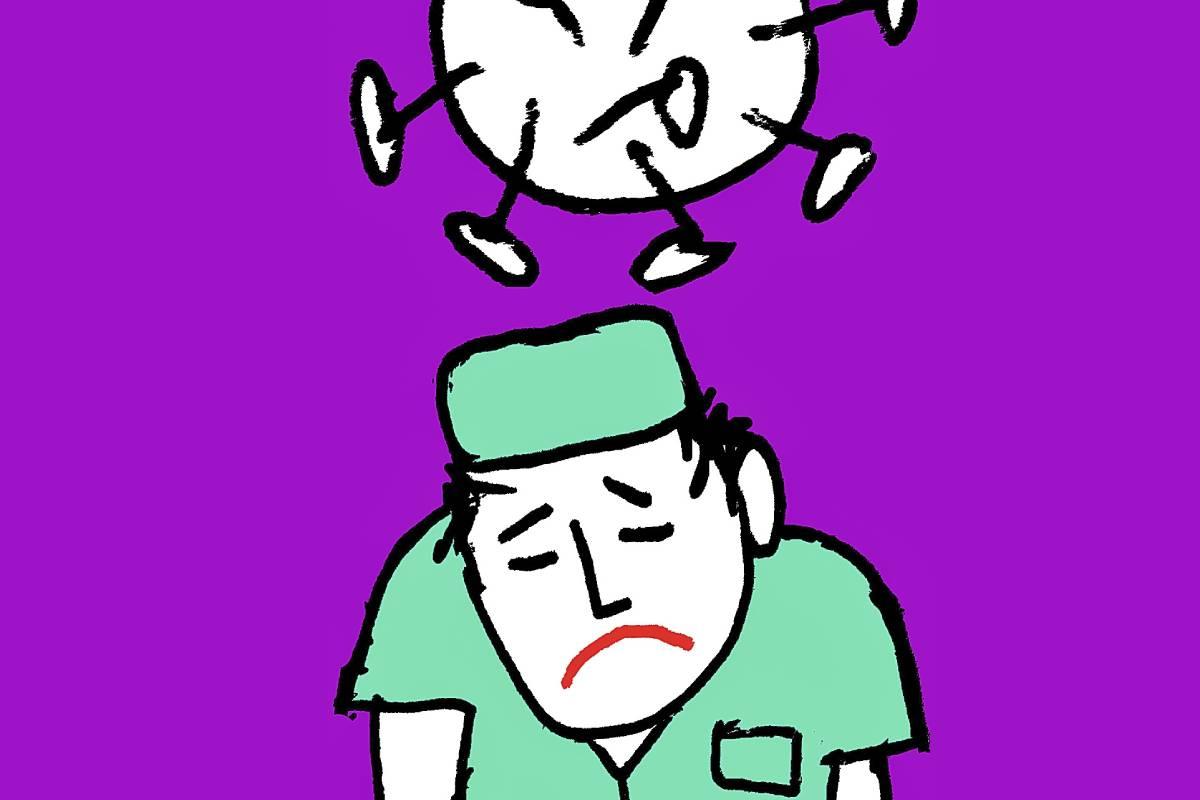 Impacto psicológico de la Covid-19 en los sanitarios
