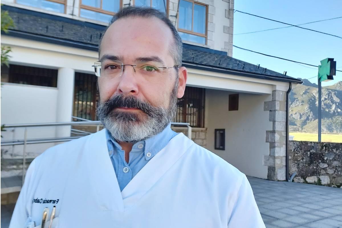 Jaime Espolita, presidente de Sefar.