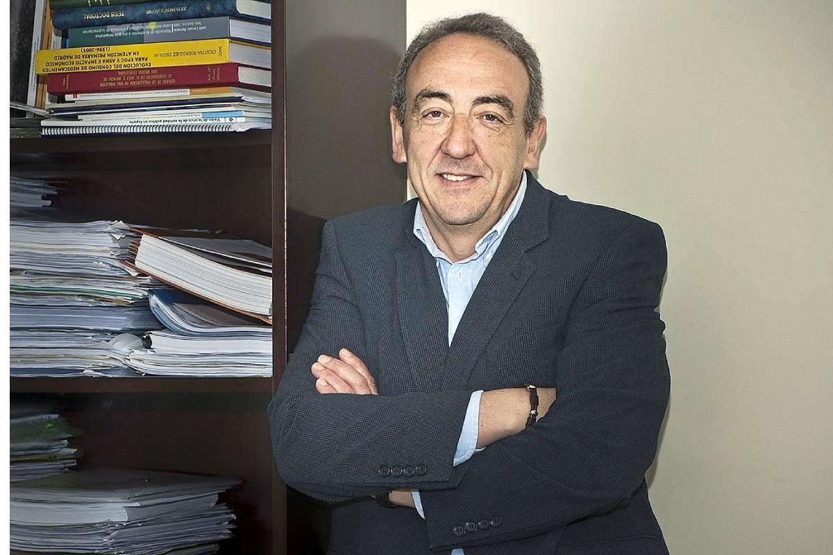 Ángel Matáix, presidente de Sefap.