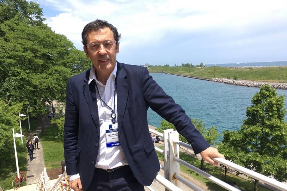 Luis Paz-Ares, jefe del Servicio de Oncolog�a del Hospital 12 de Octubre, de Madrid.