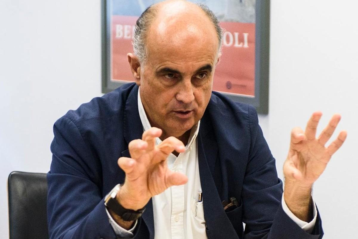 Antonio Zapatero, nuevo viceconsejero de Salud Pública y Plan Covid-19 de Madrid (Luis Camacho)