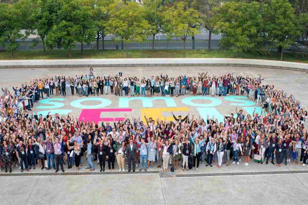 Asistentes al 64 Congreso de la SEFH, celebrado en 2019 en Sevilla.