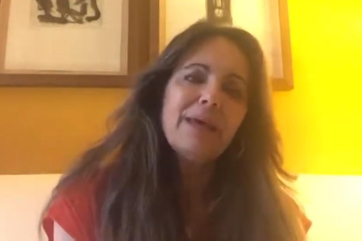 Ana López-Casero, Tesorera Consejo General Colegios de Farmacéuticos
