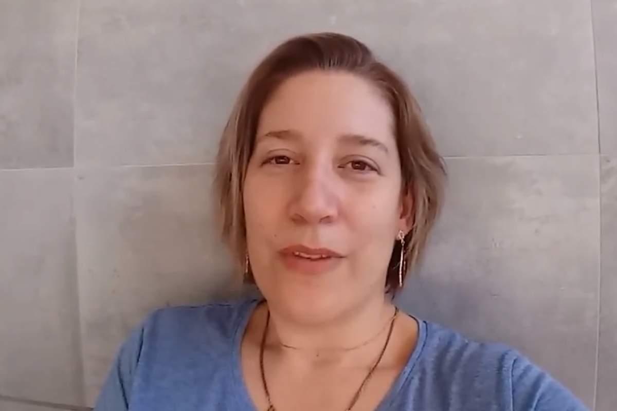 María Gil, farmacéutica de Atención Primaria del Departamento de Salud de Sagunto (Valencia),