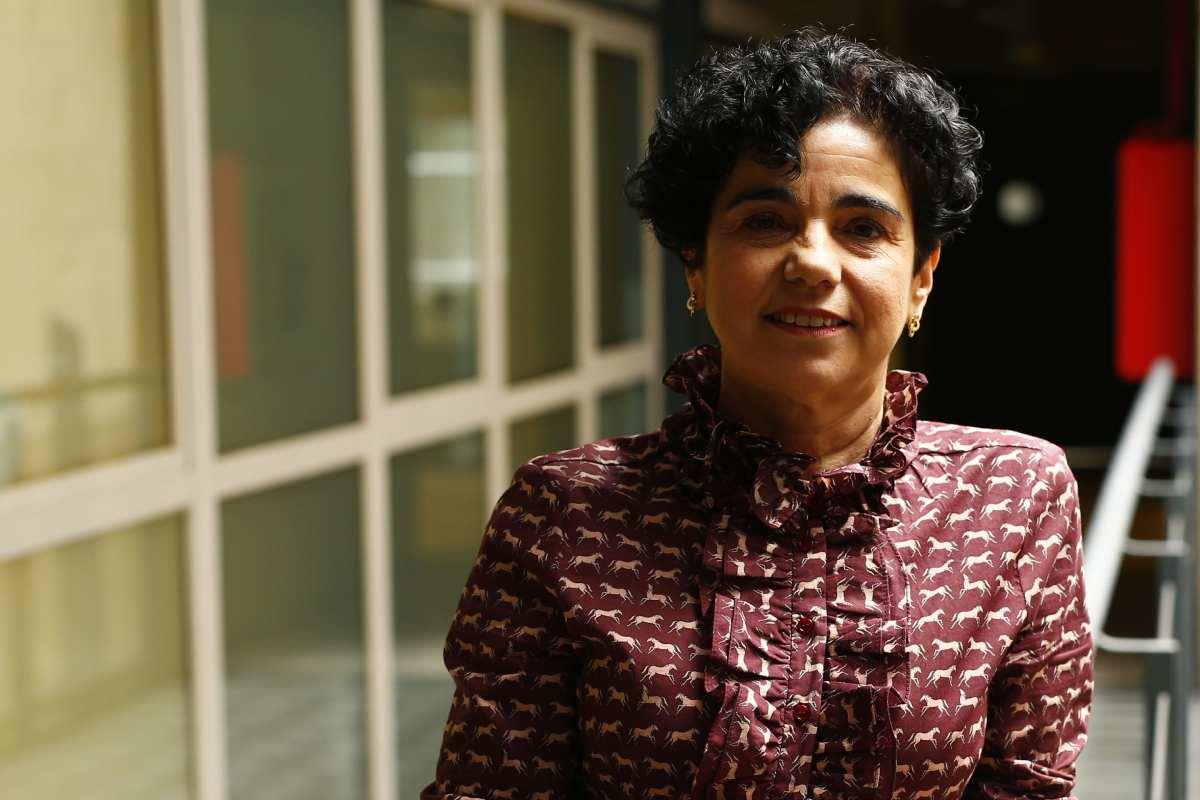 Encarnación Cruz, coordinadora de terapias avanzadas de la Comunidad de Madrid.