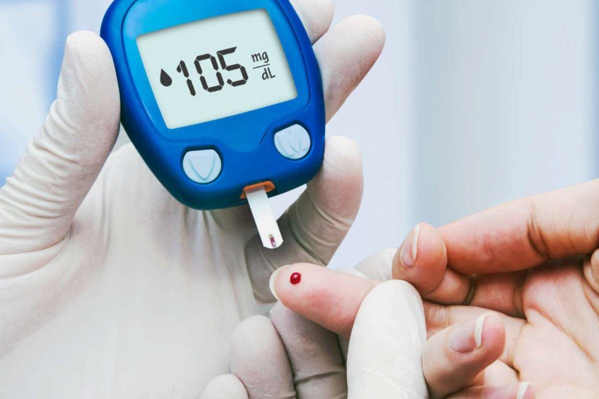 El control de la glucemia es esencial para controlar la diabetes.