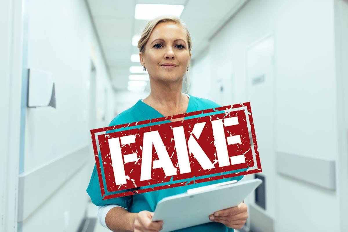 Al calor de la pandemia, el Codem ha detectado cinco enfermeros falsos que quer�an ejercer en Madrid.