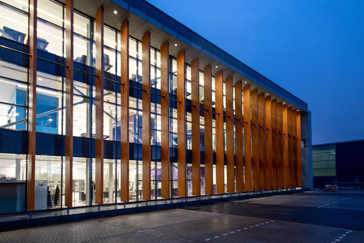 Fábrica para las células CAR-T de Kite y Gilead ubicada en Ámsterdam.