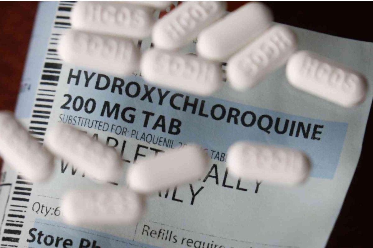 La hidroxicloroquina se ensaya para la Covid-19.