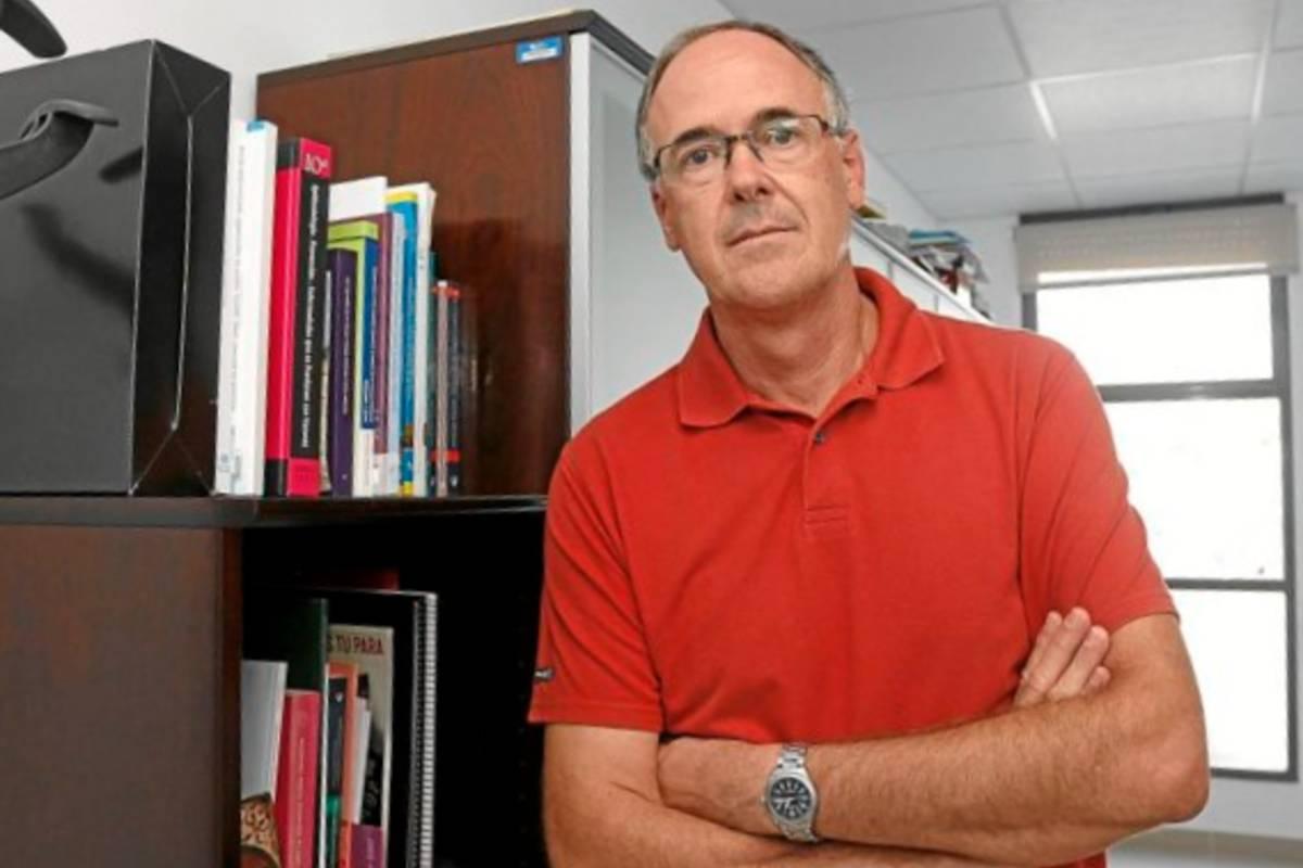 Ildefonso Hernández, catedrático de Salud Pública de la Universidad Miguel Hernández.