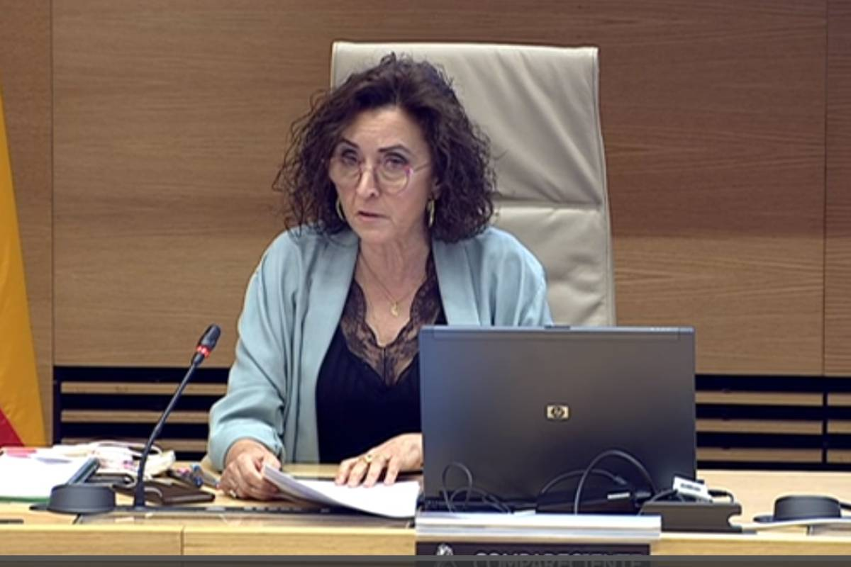 Isabel Baena, exviceconsejera de Salud en Andalucía y doctora en Farmacia.