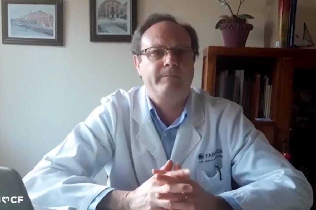 Jesús C. Gómez, presidente Sociedad Española de Farmacia Familiar y Comunitaria,