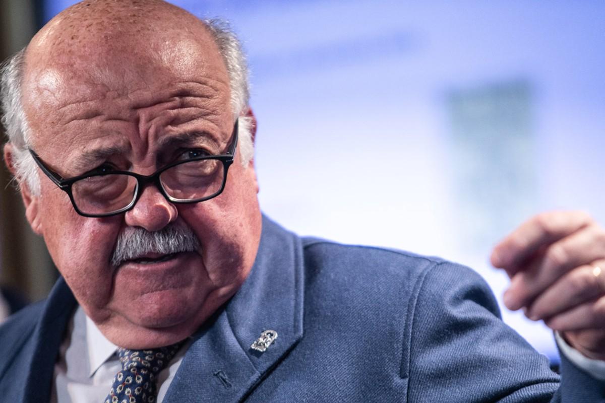 Jesús Aguirre, consejero de Salud y Familias de Andalucía.
