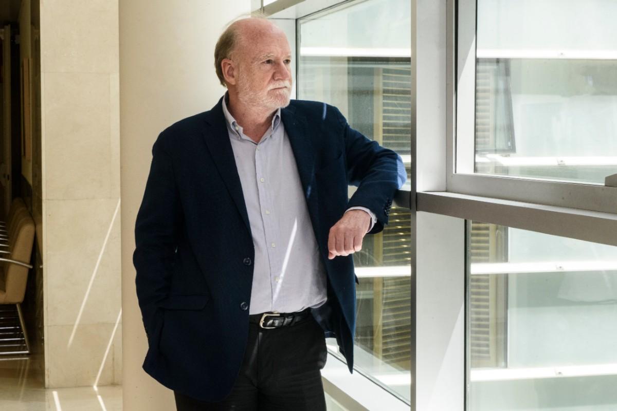 José Mª Álvaro-Gracia, presidente de la Sociedad Española de Reumatología y jefe del servicio en el Hospital Gregorio Marañón (Luis Camacho)