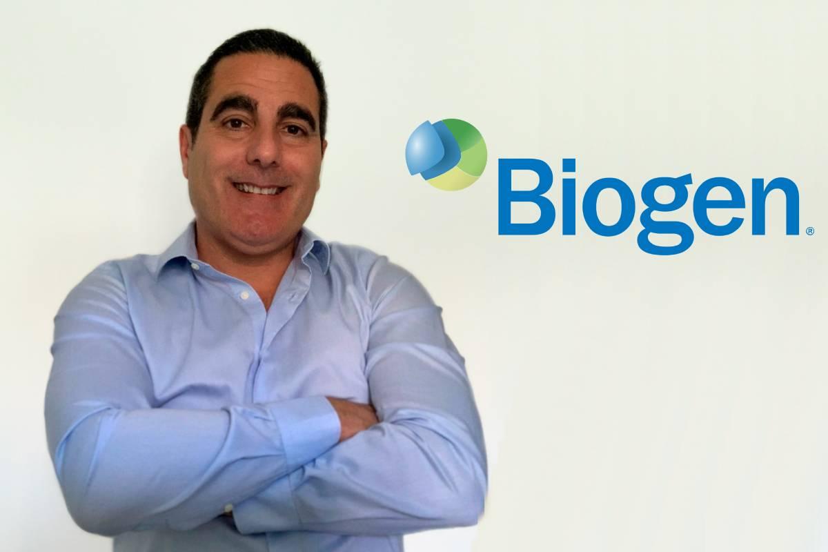 Juan Pérez González, responsable de Biosimilares de Biogen para España y Portugal.