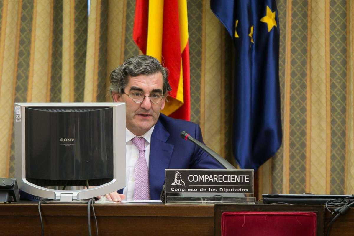 Juan Abarca,presidente de la Fundación Instituto para el Desarrollo e Integración de la Sanidad.