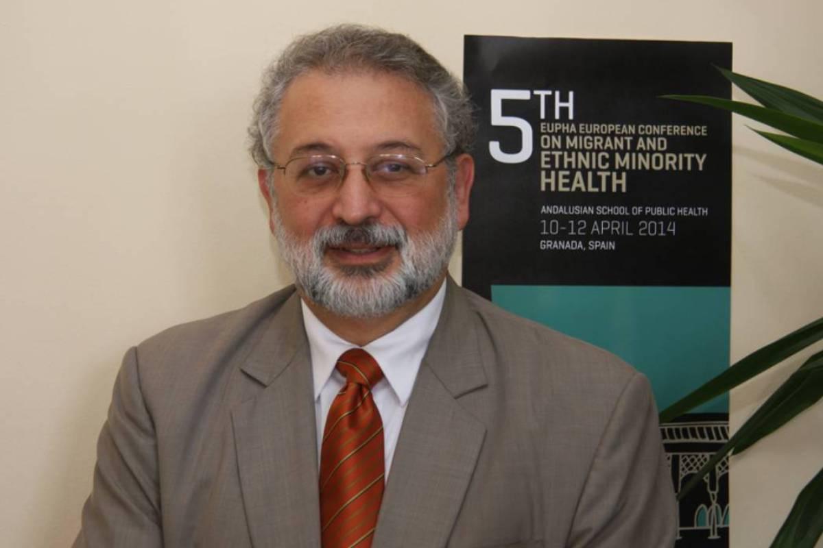 Daniel López Acuña, ex director de Asistencia Sanitaria en Situaciones de Crisis de la OMS y profesor de la Escuela Andaluza de Salud Pública (EASP).