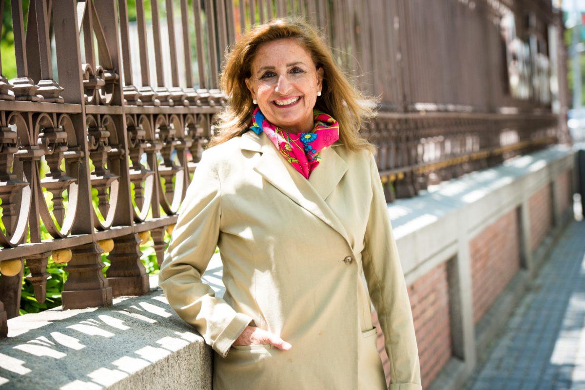 María José Mellado, presidenta de la Asociación Española de Pediatría (AEP) (Mauricio Skrycky)