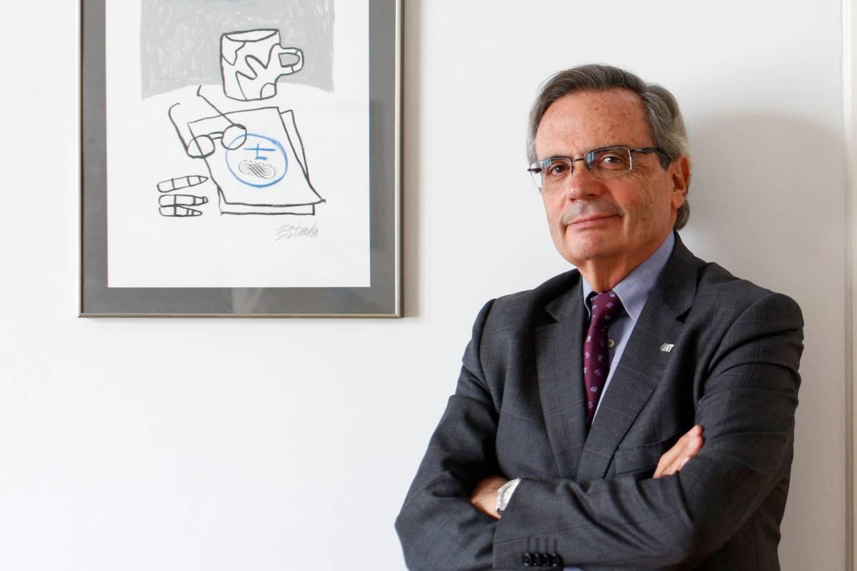 Rafael Matesanz, ex director de la Organización Nacional de Trasplantes (ONT)