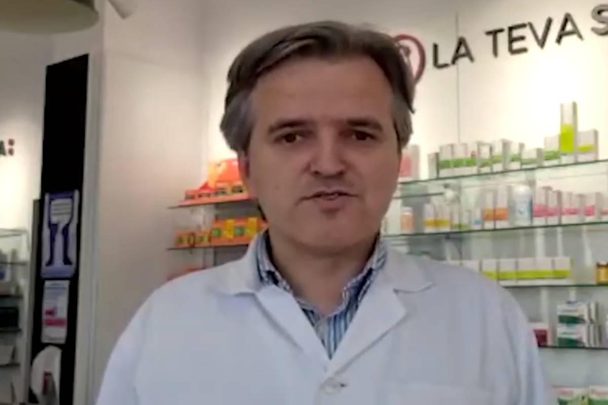 Xavier Casas, farmacéutico comunitario en El Prat de Llobregat (Barcelona) y secretario del Consejo Rector de Fedefarma