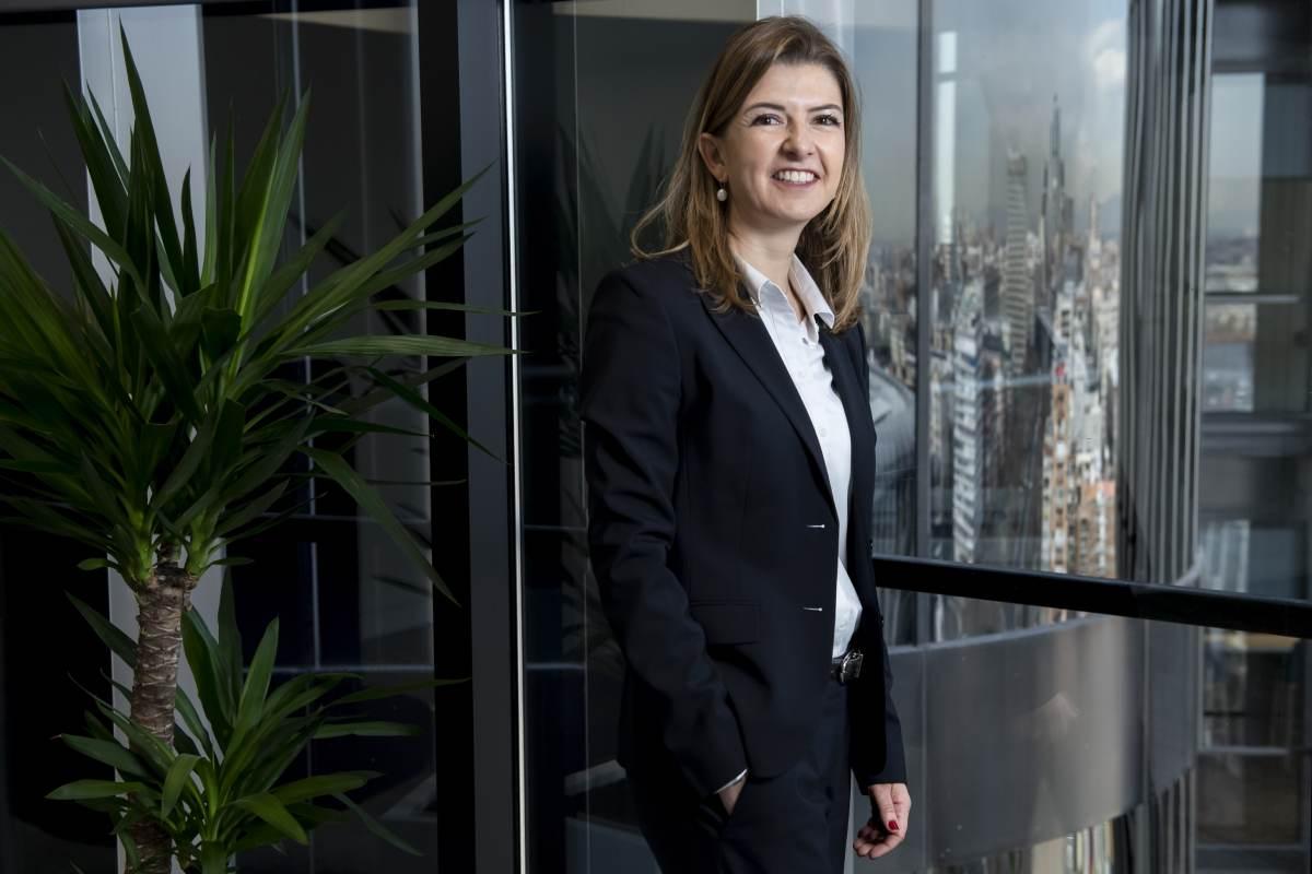 Stefanie Granado, CEO de Takeda Iberia.