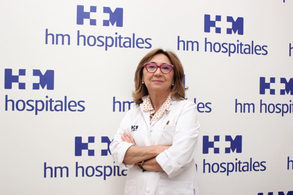 Dolores Sánchez-Aguilar, dermatóloga de HM Rosaleda, de Santiago de Compostela.