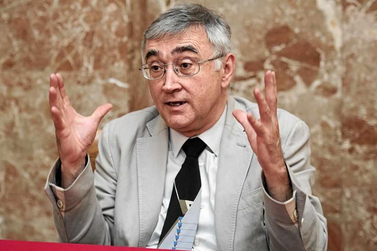 Elías Campo, director del Idibaps.