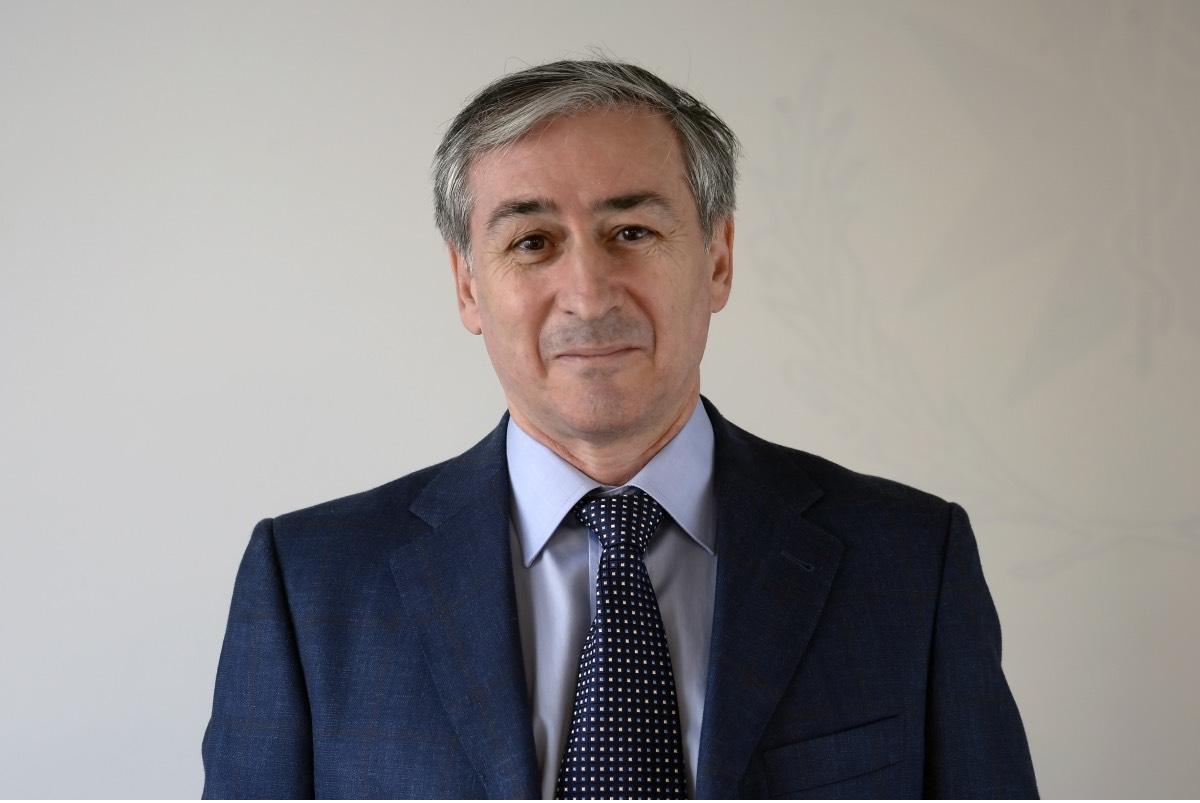 Enrique Aguinaga, profesor titular de Medicina Basada en la Evidencia en la UMU.