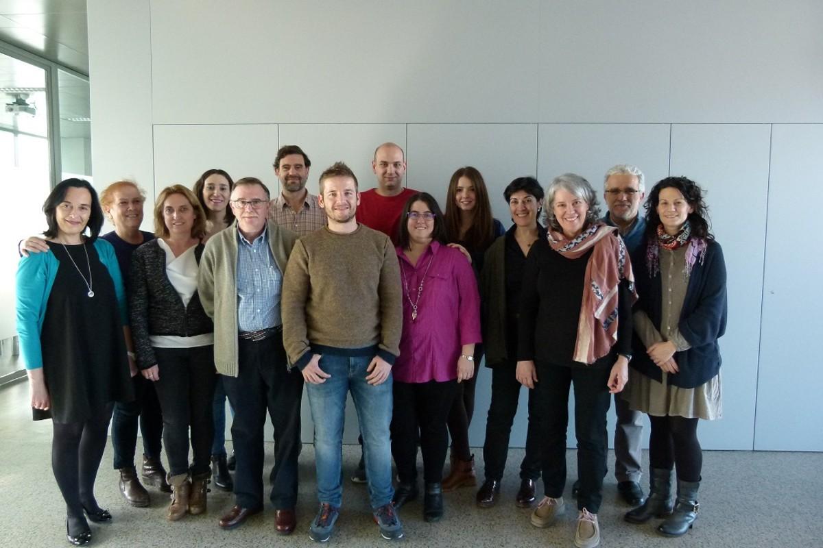 Miembros del grupo EpiChron, del Instituto Aragonés de Ciencias de la Salud.