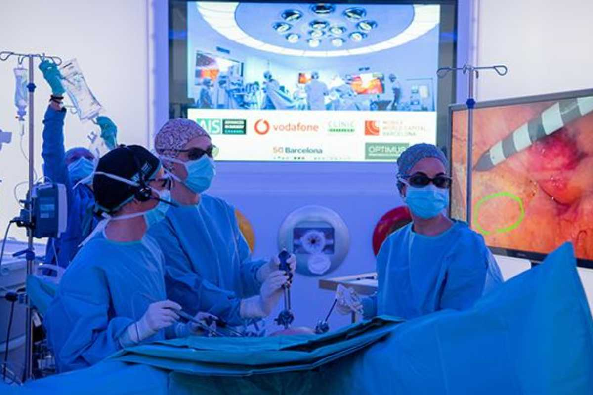 Formación continuada de cirujanos.