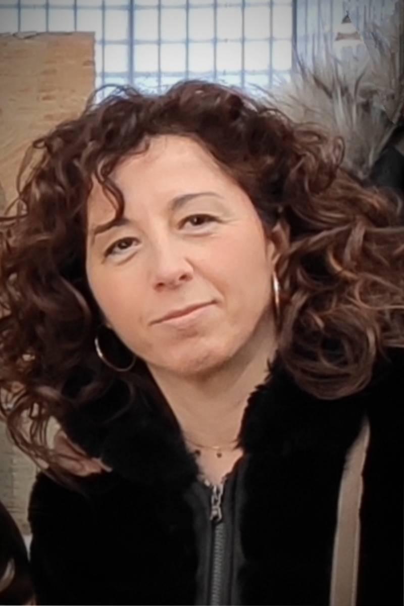 Ana Guerra Cuesta, enfermeradel Trabajo, miembro de la junta directiva de AET y presidenta de AET en Castilla y León.