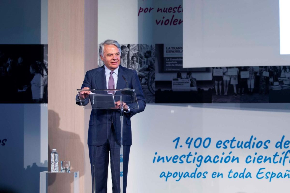 Ignacio Garralda, presidente de la Fundación Mutua.