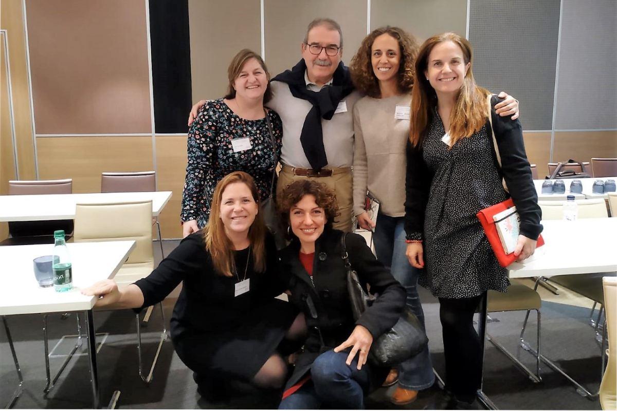 Grupo del Incliva que ha realizado el ensayo en España.