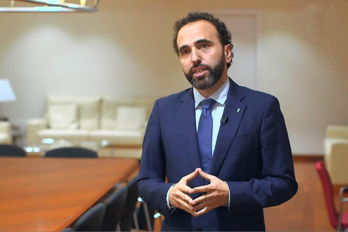 Jordi Casas es el nuevo presidente del COF de Barcelona.