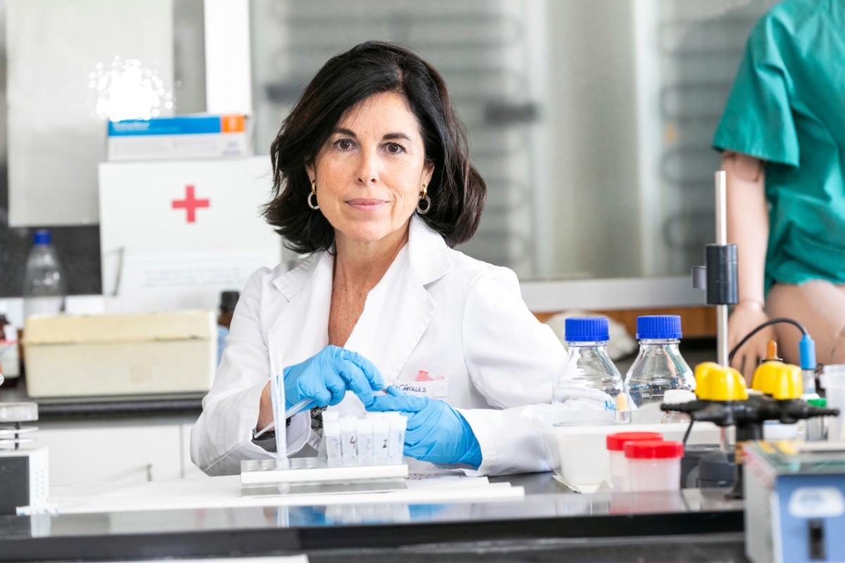 María Dolores Pérez Cárceles, presidenta de la Sociedad Española de Medicina Legal y Forense (Fran Manzanera)
