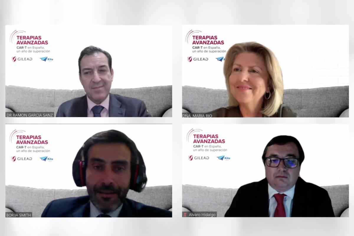 jorn'Terapias Avanzadas: CAR-T en España, un año de superación'