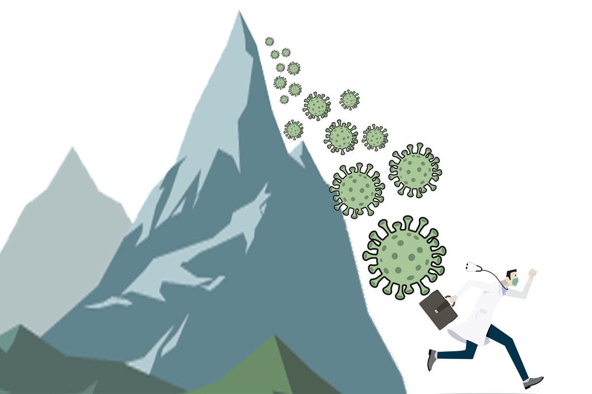Avalancha estudios coronavirus