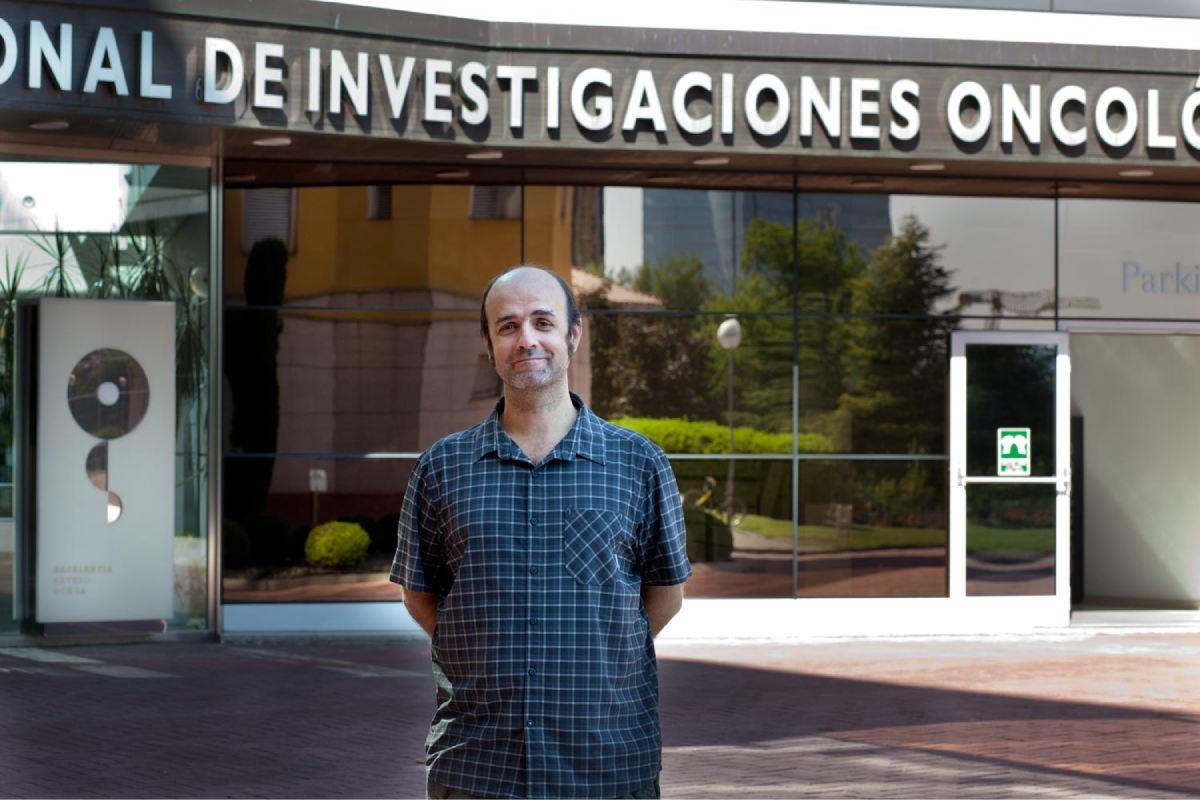 Óscar Fernández-Capetillo, del Centro Nacional de Investigaciones Oncológicas (CNIO).