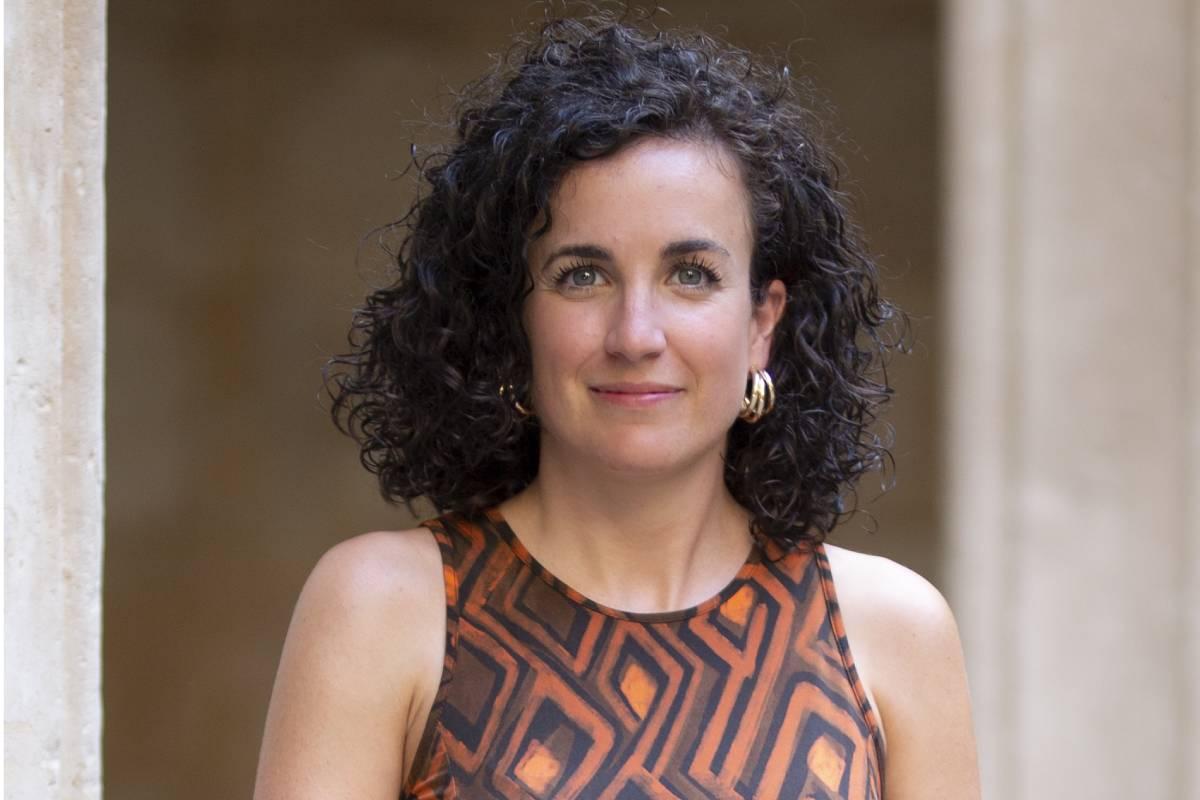 Mar�a Engracia Pérez Palomero, nueva presidenta del COF de Salamanca.