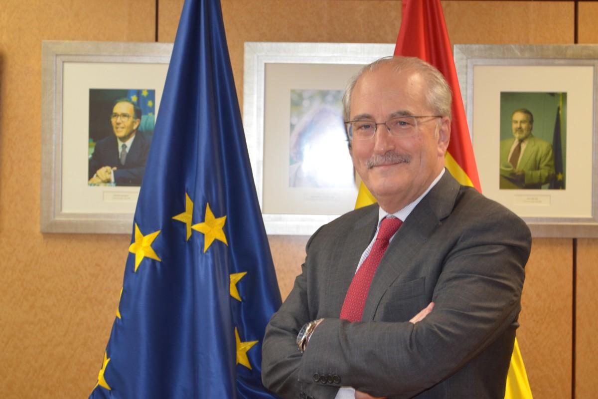 Francisco Fonseca, director de la Representación de la Comisión Europea en España