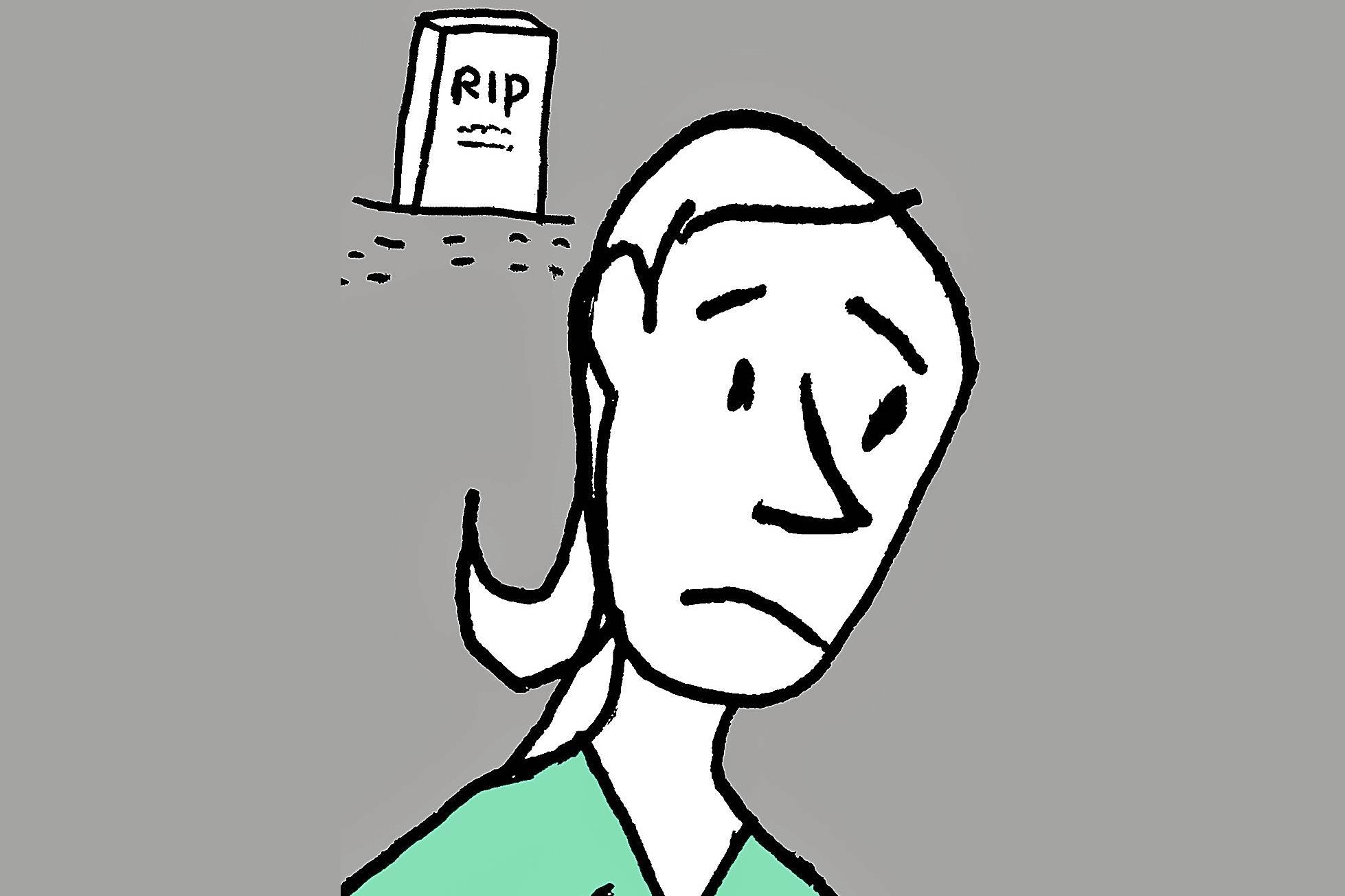 ¿Cómo gestionar la pérdida de un paciente?