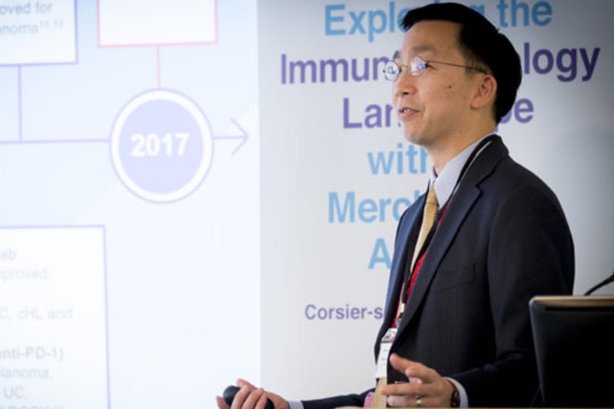 Kevin Chin, vicepresidente de Desarrollo Clínico Global en Oncología de Merck