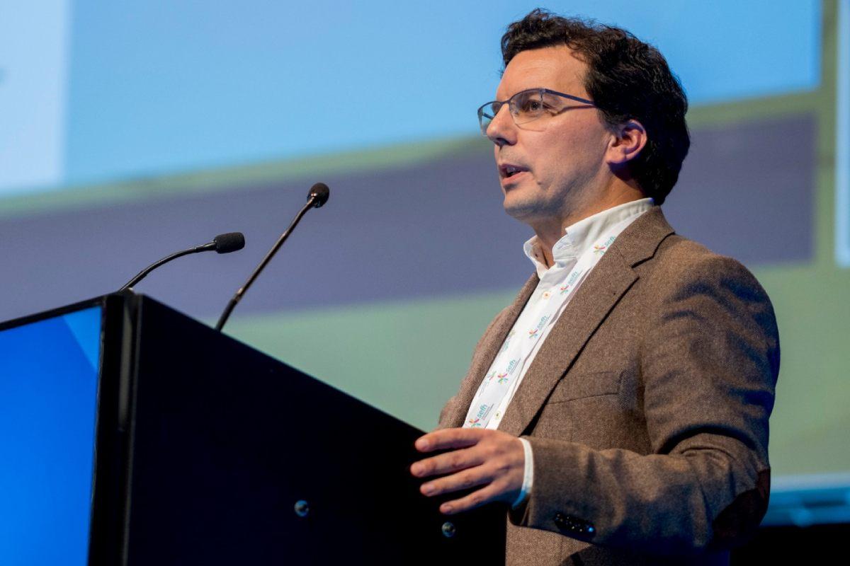 Ramón Morillo, farmacéutico especialista y coordinador del Mapa Estratégico de Atención Farmacéutica al Paciente Externo de la SEFH.